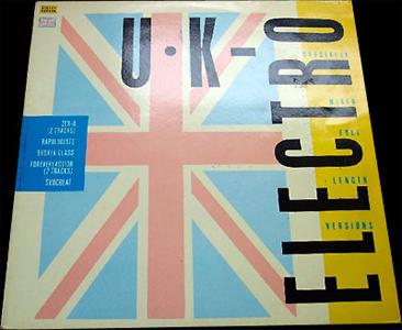 Street Sounds 'UK Electro' (1984)