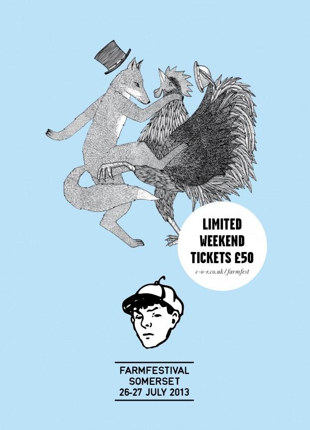 COR FF Poster 2013